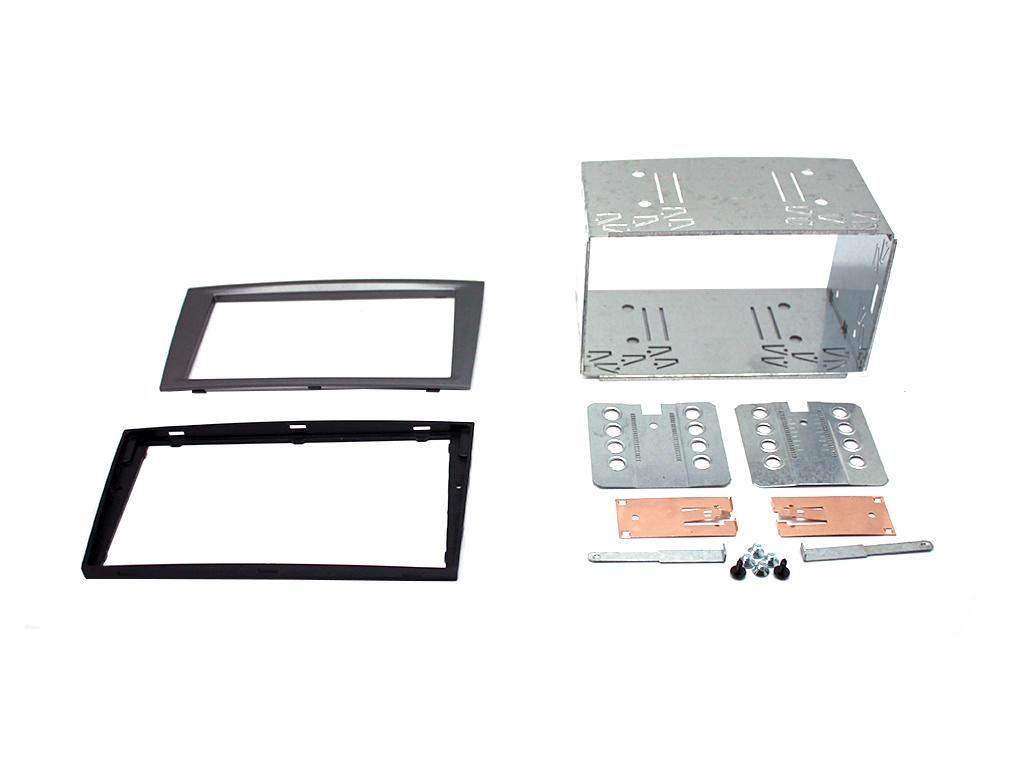 C2/Autoleads 23VX45 | Vauxhall Double Din Fascia Kit | Fits Vauxhall ASTRA CORSA