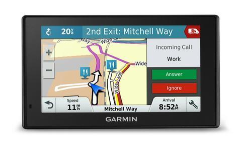 "Garmin DriveAssist 50LMT-D EU|5"" GPS SatNav + Dashcam|Bluetooth|Driver Alerts|Handsfree-Voice Navigation Thumbnail 4"