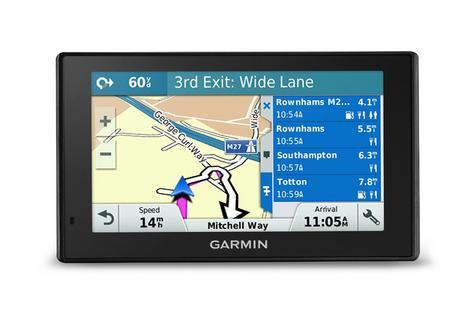 "Garmin DriveAssist 50LMT-D EU|5"" GPS SatNav + Dashcam|Bluetooth|Driver Alerts|Handsfree-Voice Navigation Thumbnail 8"