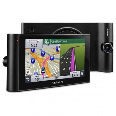 "Garmin DezlCam LMT-D?6""Truck HGV GPS SatNav+Dash Cam?FREE Lifetime UK-Europe Map Thumbnail 2"
