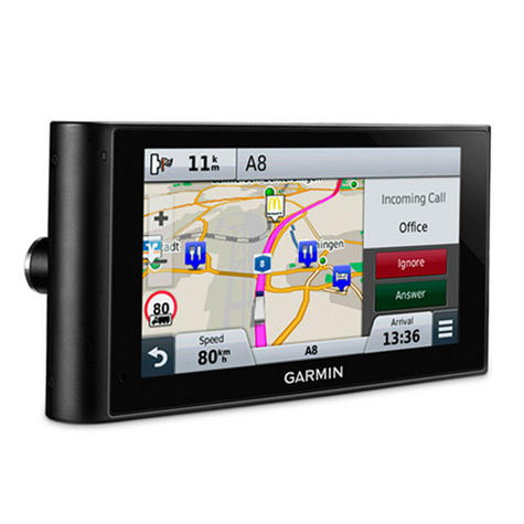 "Garmin DezlCam LMT-D?6""Truck HGV GPS SatNav+Dash Cam?FREE Lifetime UK-Europe Map Thumbnail 4"