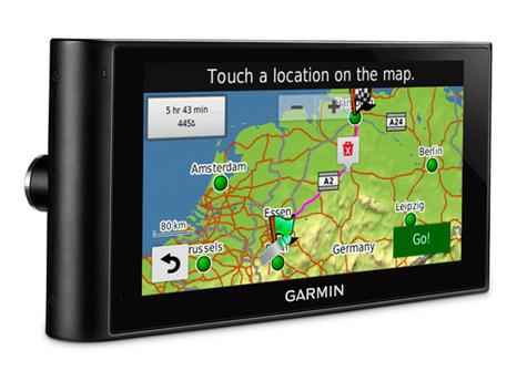 "Garmin DezlCam LMT-D?6""Truck HGV GPS SatNav+Dash Cam?FREE Lifetime UK-Europe Map Thumbnail 6"