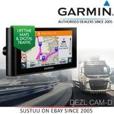 "Garmin DezlCam LMT-D?6""Truck HGV GPS SatNav+Dash Cam?FREE Lifetime UK-Europe Map"