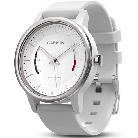 Garmin Vivomove|Analog Watch|Activity Tracker|Sleep Monitor|Sports Band|WHITE  Thumbnail 4