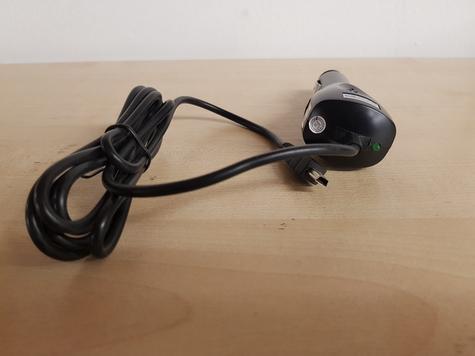Garmin 12V Power Cable Lead Nuvi 200 205 250 300 310 350 360 370 010-10723-06 Thumbnail 3