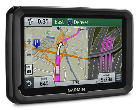 "Genuine Garmin Dezl 770LMT-D|7""GPS SatNav|Bluetooth|Truck HGV|Europe Map+Traffic Thumbnail 2"