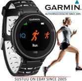 Garmin Forerunner 630?Colour Touchscreen?GPS Running Connected Smart Watch?Black