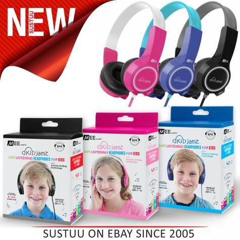 MEE Audio KidJamz KJ25 Safe Listening Headphones For Kids With Volume-Limit Technology Thumbnail 1