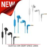MEE Audio RX18P Comfort-Fit In-Ear Headphones / Enhanced Bass / Inline Microphone