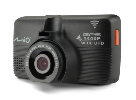Mio Mivue 752 WIFI Dual|HD Recording|GPS Car Dash & Rear Camera|32GB SD Card|NEW Thumbnail 2
