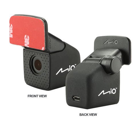 Mio Mivue 752 WIFI Dual|HD Recording|GPS Car Dash & Rear Camera|32GB SD Card|NEW Thumbnail 4