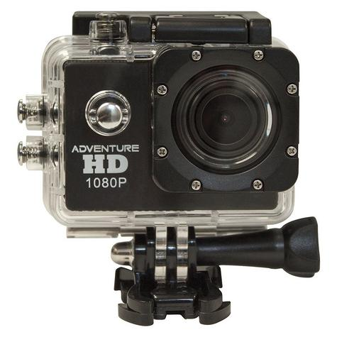 Cobra Adventure HD 5200|Action Camera 1080p|Waterproof <30Mtr|Underwater-Other Sports Recording Thumbnail 2