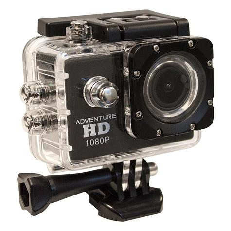 Cobra Adventure HD 5200|Action Camera 1080p|Waterproof <30Mtr|Underwater-Other Sports Recording Thumbnail 3
