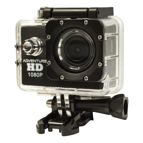 Cobra Adventure HD 5200|Action Camera 1080p|Waterproof <30Mtr|Underwater-Other Sports Recording Thumbnail 4
