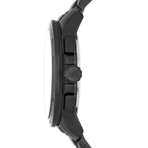 Michael Kors Ryker Men's Black Dial Chronograph Round Analog Wrist Watch MK8529 Thumbnail 4