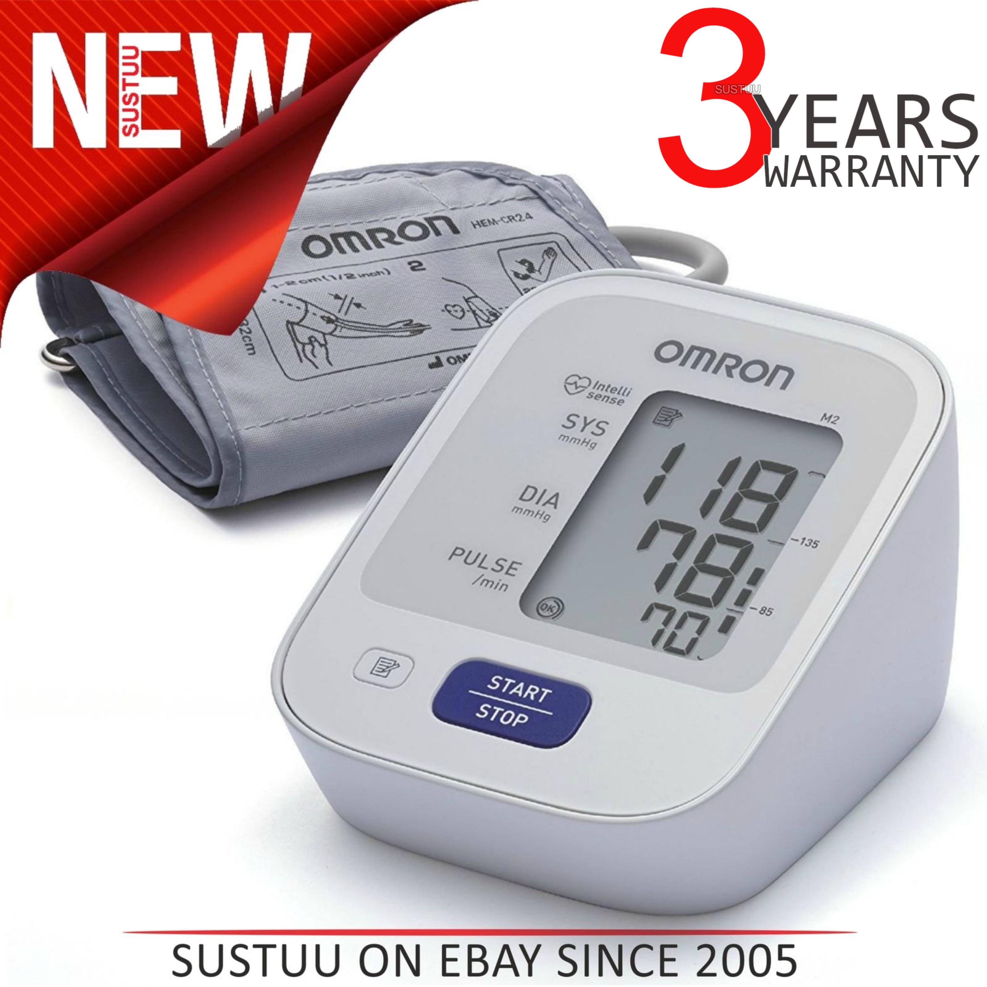 Omron M2y14 Upper Arm Blood Pressure Monitordigital Displayhem