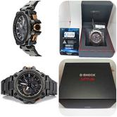 Casio MTG-G1000RB-1AER G-shock Men`s Watch|Solar Energy|Stainless Steel Band|NEW