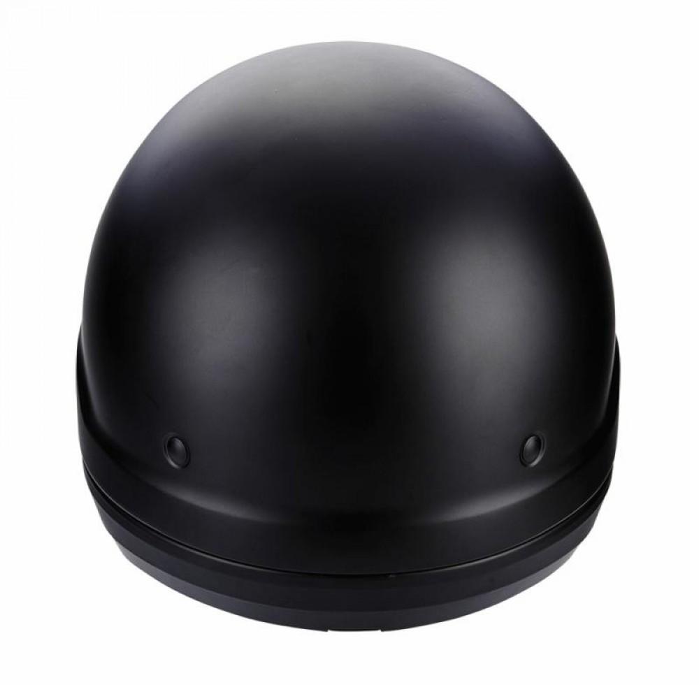 Scorpion Exo Bekämpfung Mattschwarz Motorrad Reit- & Fahrsport-Artikel Offener Helme │ Ece 22.05 │ Groß Reithelme