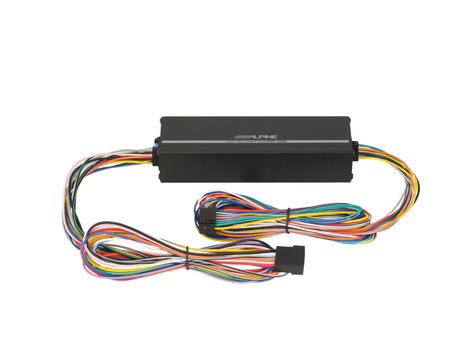 ALPINE KTP 445A 2 Channel In Car Vehicle Sound Audio Amplifier System Thumbnail 2