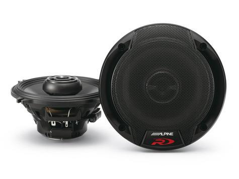 ALPINE SPR 50 13cm 2 Way 270W In Car Vehicle Audio Sound Speaker Thumbnail 1