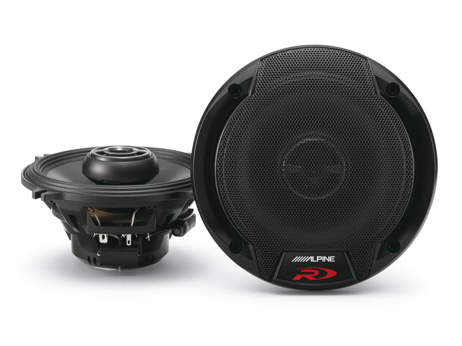 ALPINE SPR 50 13cm 2 Way 270W In Car Vehicle Audio Sound Speaker