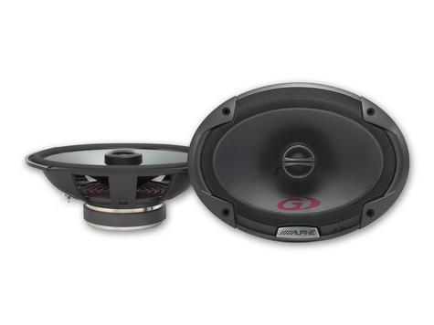 100% Warranty Alpine SPG 69C2 300W 2-Way Coaxial 6x9 Audio Speaker for car NEW Thumbnail 2