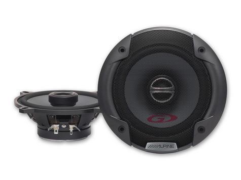 "Alpine SPG-13C2 5""13cm 2-Way 200W Coaxial Car Radio Stereo Audio Speakers NEW Thumbnail 2"