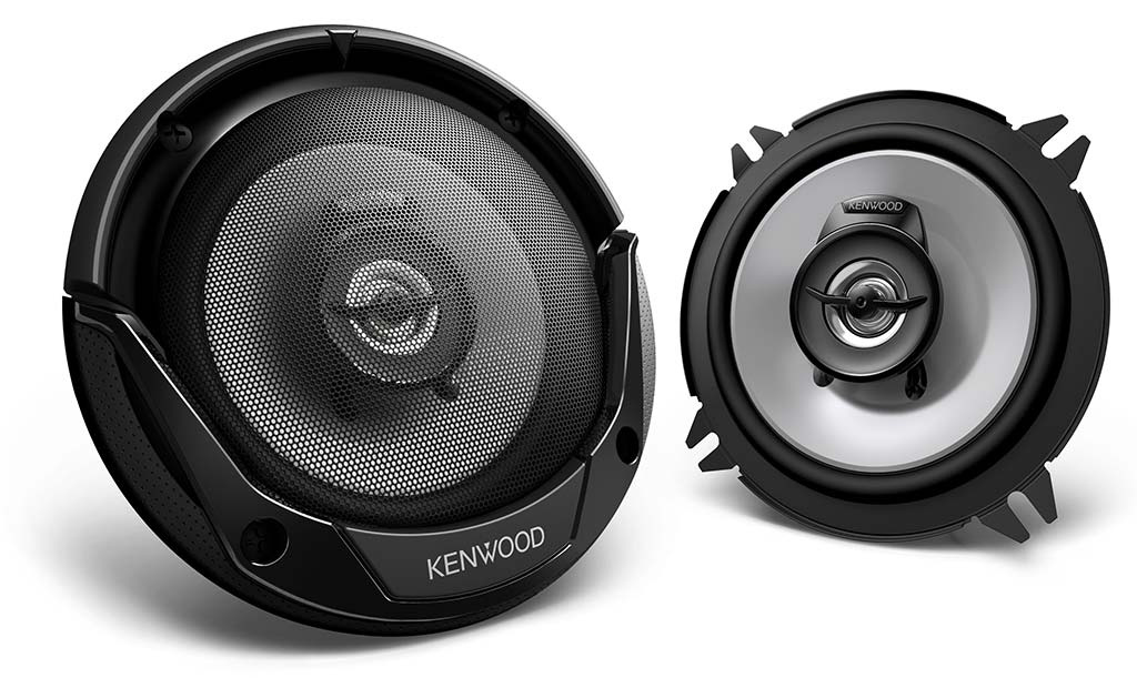KENWOOD KFC E1365 130mm 3 Way In Car Vehicle Audio Sound Speaker