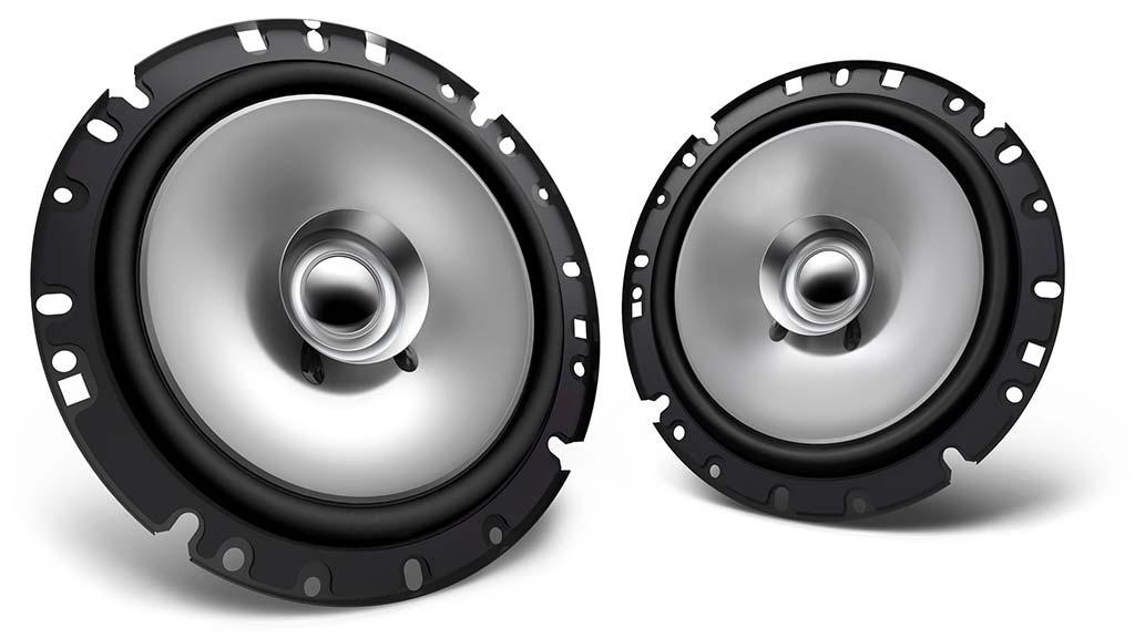 KENWOOD KFC E1755 17cm In Car Vehicle Audio Sound Speaker