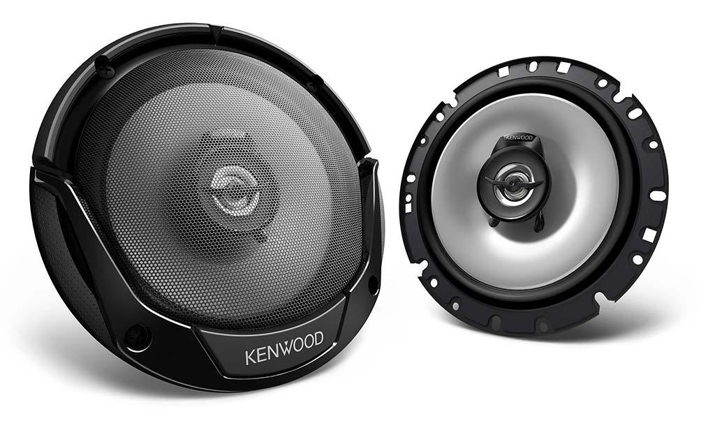 KENWOOD KFC E1765 17cm 3 Way In Car Vehicle Audio Sound Speaker