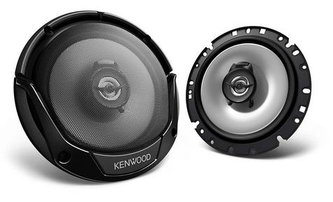 KENWOOD KFC E1765 17cm 3 Way In Car Vehicle Audio Sound Speaker Thumbnail 2