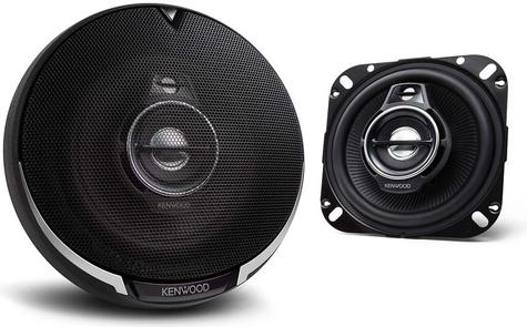 KENWOOD KFC PS1095 100mm 3 Way In Car Vehicle Audio Sound Speaker Thumbnail 2