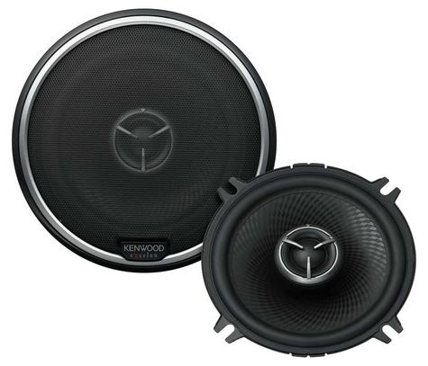 KENWOOD KFC X133 130mm 2 Way In Car Vehicle Audio Sound Speaker Thumbnail 2