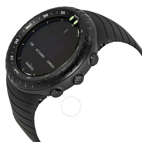Suunto Core ALL BLACK Outdoor Military Altimeter Barometer Compass Sports Watch Thumbnail 7