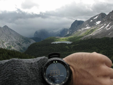 Suunto Core ALL BLACK Outdoor Military Altimeter Barometer Compass Sports Watch Thumbnail 5