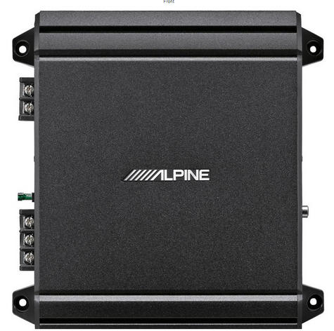 ALPINE MRV M250 2 Channel In Car Vehicle Sound Audio Amplifier System Thumbnail 2