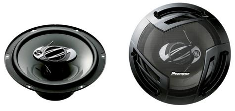 PIONEER TS A2503i In Car Audio Sound Speaker Set Thumbnail 1