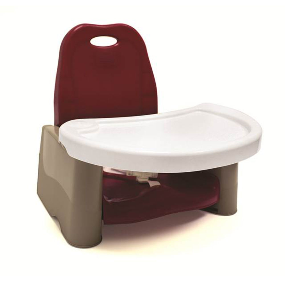 Tomy Cranberry Swing Tray Booster Seat Feeding Chair Baby