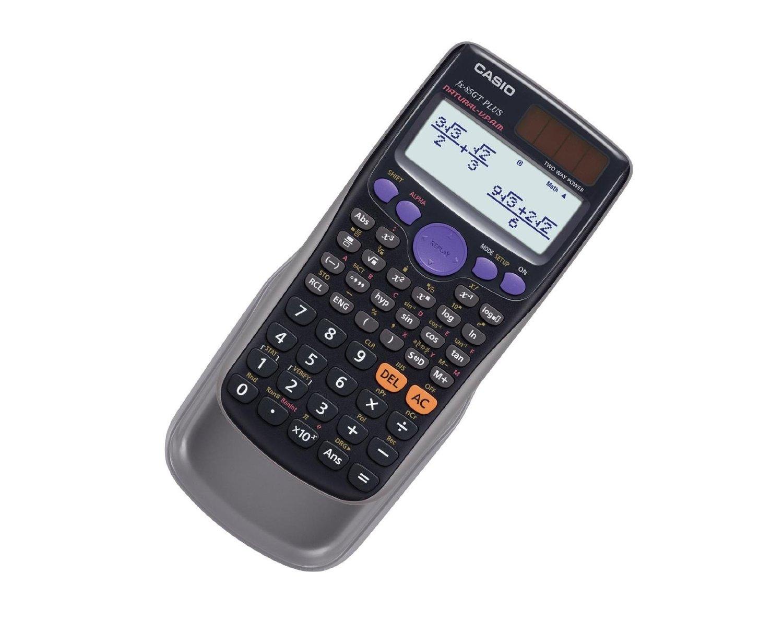 Casio FX85GTPLUS Exam GCSE A-Level Scientific Calculator Trigonometry Statistics