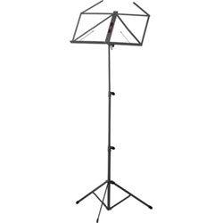 Stagg 3 Sections Music Stand Music