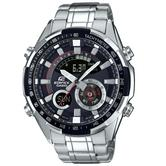 Casio Men's Edifice Thermometer Alarm World Time Chronograph Watch  ERA-600D-1AV