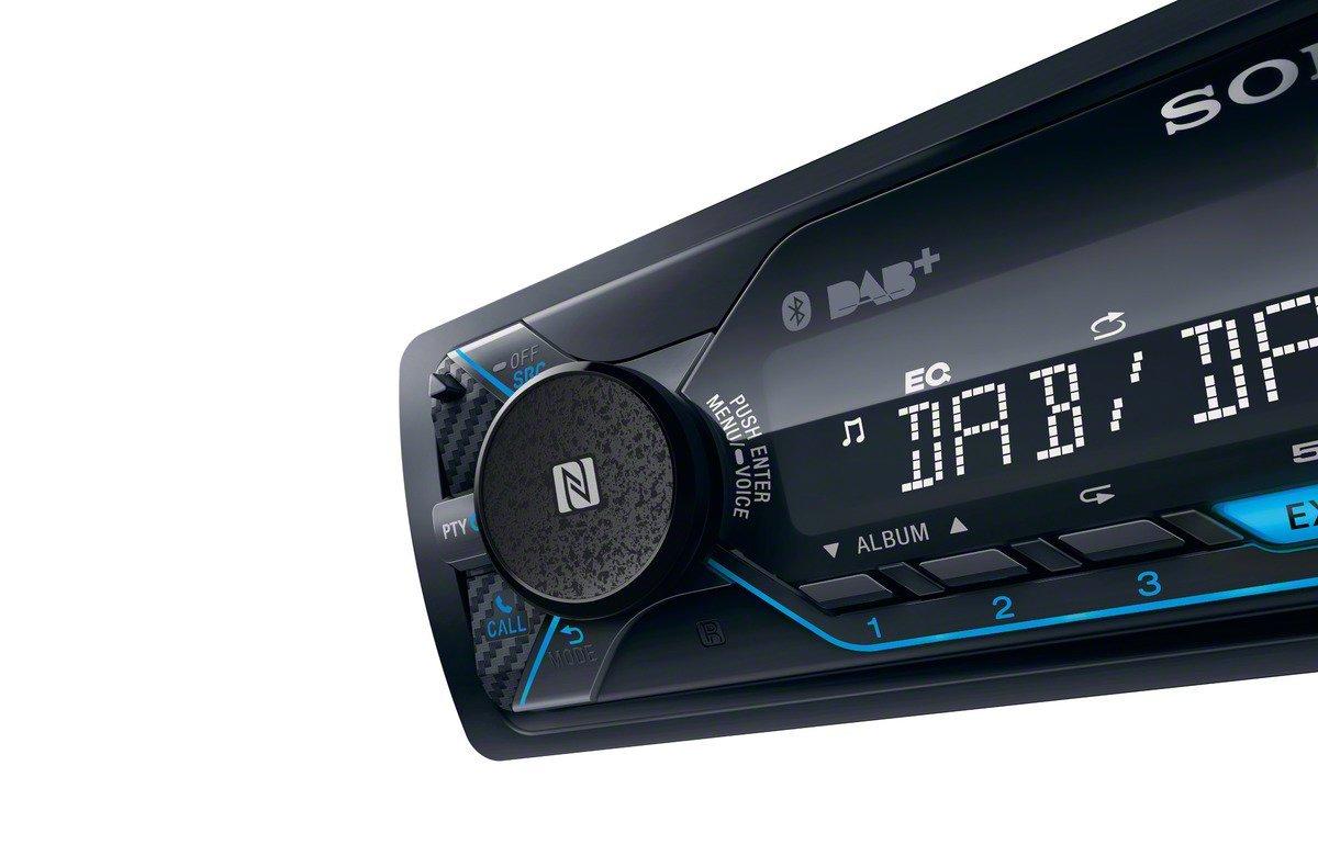 sony dsx a510bd car stereo dab radio 1 din media receiver. Black Bedroom Furniture Sets. Home Design Ideas