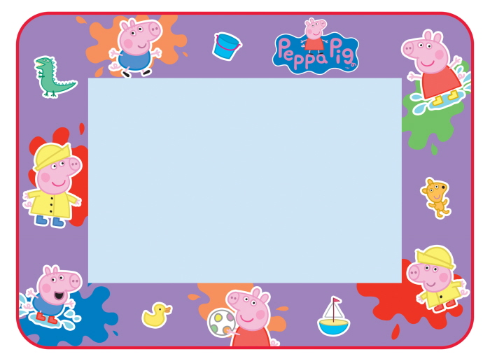 Tomy Peppa Pig Aquadoodle Baby Toddler Large Water Drawing