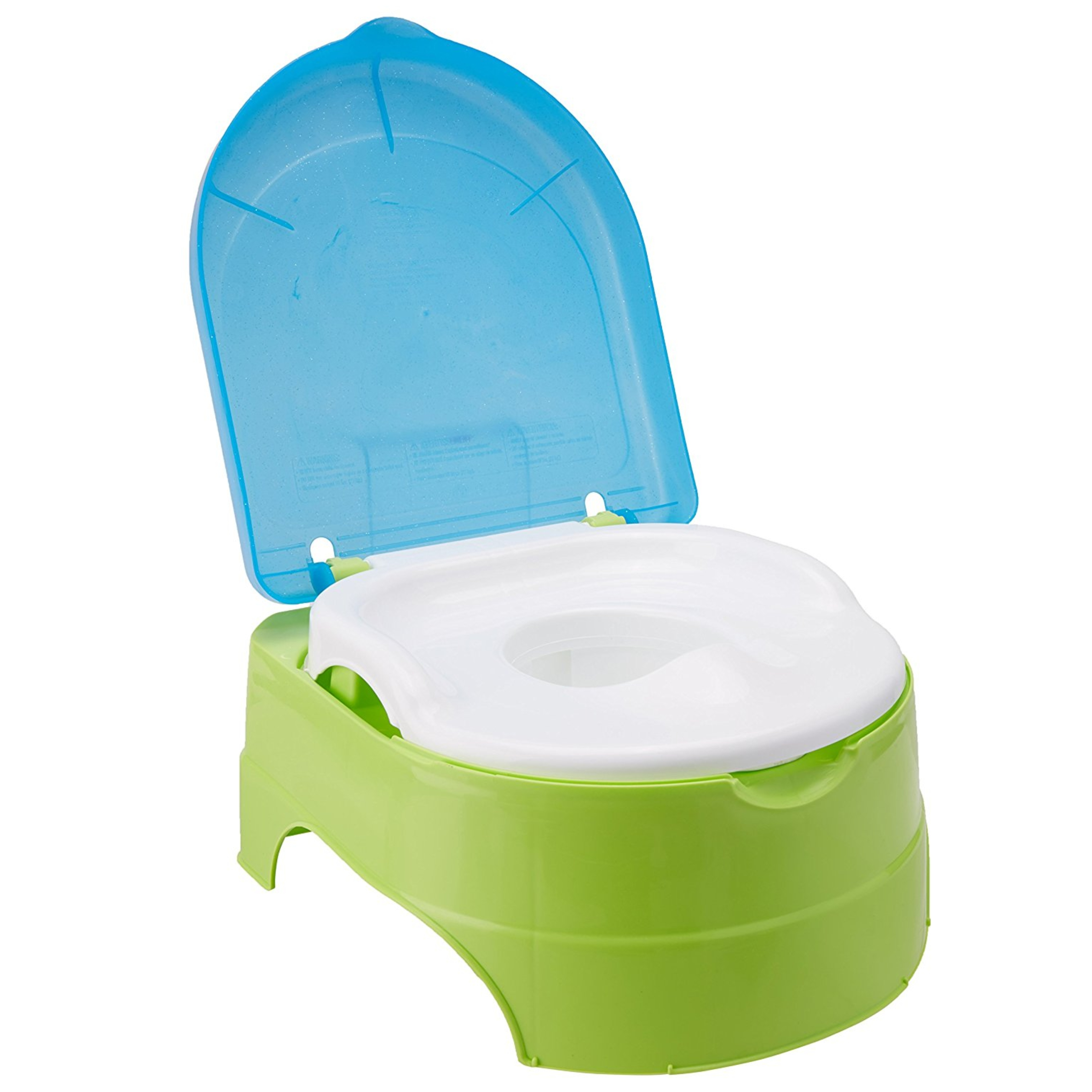 Summer Infant My Fun Potty│Baby Kid\'s 3 In 1 Toilet Training Seat ...