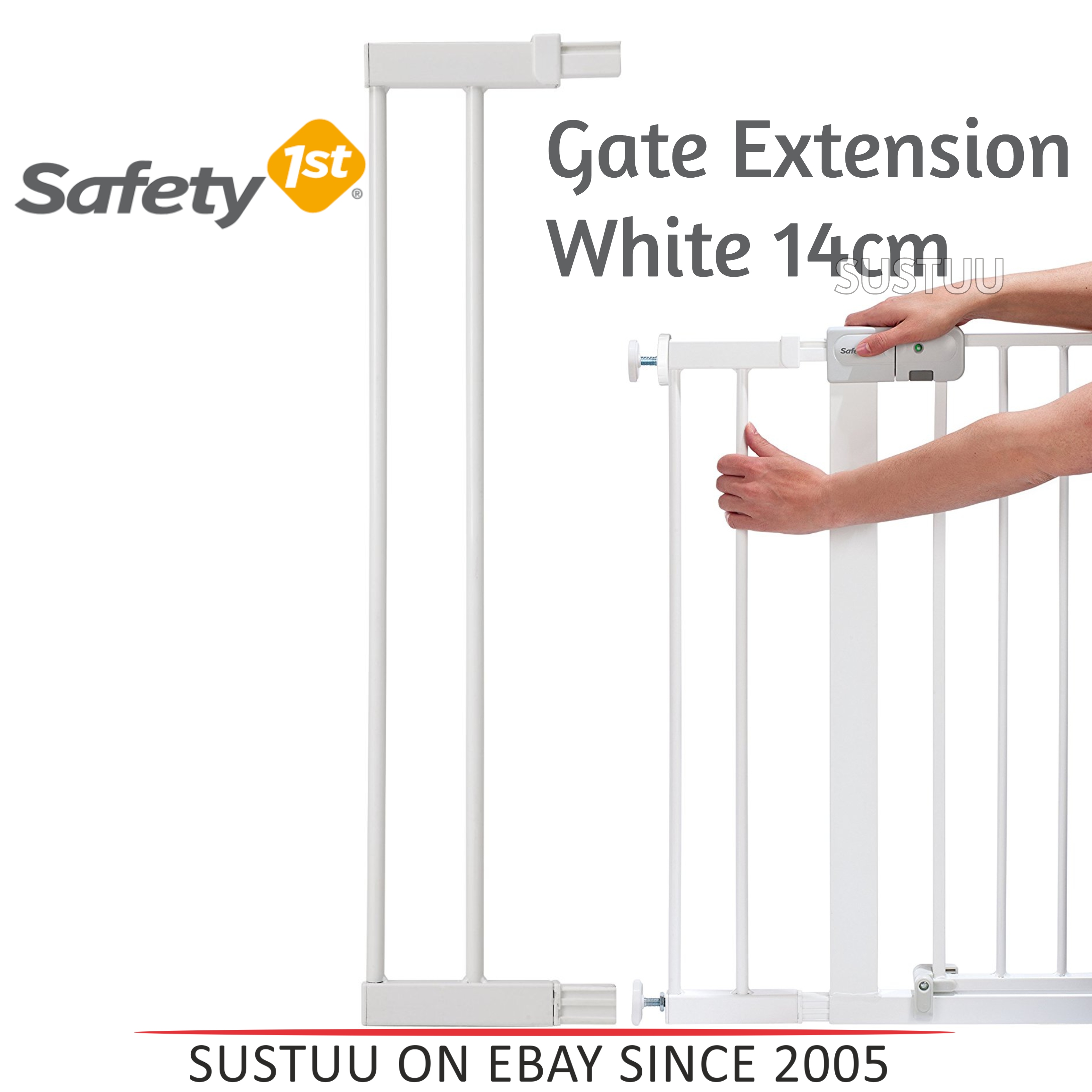 Safety 1st Pressure Fit Gate Extensionkids Safety Extension Door