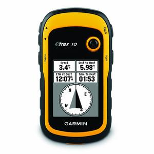 Garmin eTrex 10 Outdoor Handheld GPS Receiver with Worldwide Basemap NEW Thumbnail 5