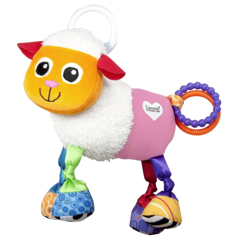Lamaze Play & Grow Shearmy le mouton Jouet Enfant en bas âge Soins au nourrisson