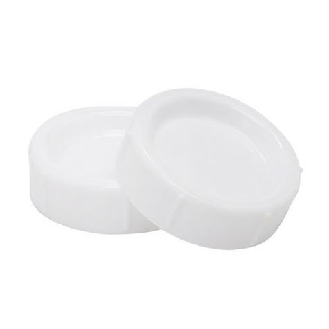 Dr Brown's No Spill Formula Breast Milk Secure Storage Travel Caps 2 Pack DB680 Thumbnail 2
