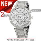 Michael Kors Parker Ladies' Watch|Mother of Pearl Dial|Bracelet Strap|MK5572