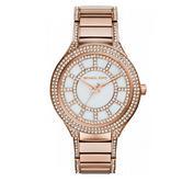 Michael Kors Kerry Mother of Pearl Dial Rose Gold Tone Ladies Watch MK3313